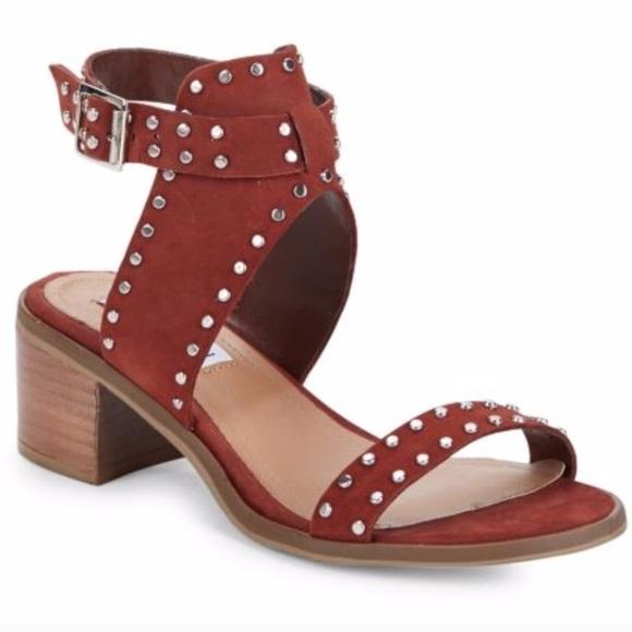 c5cfdc9fd09bf8 Steve Madden Gila Studded Sandals. M 5a5956cf5512fdfde7e87369